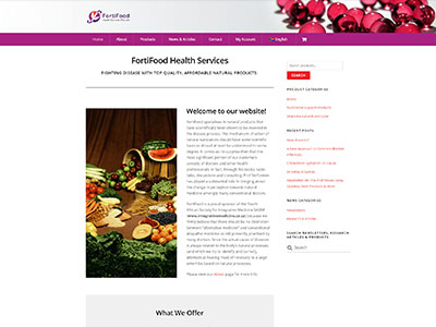 FortiFood Health Services
