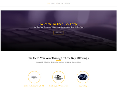 The Click Forge